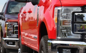 Ford fist fighting Ram, GM with new heavy duty truck package