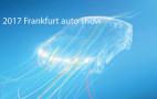 2017 Frankfurt auto show preview