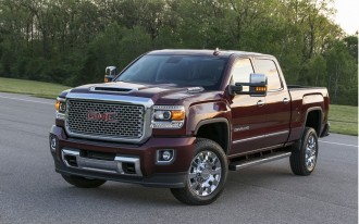 GMC teases next 2017 Sierra 2500HD, but what lies beneath its new hood scoop?