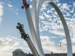 2017 Goodwood Festival of Speed sculpture
