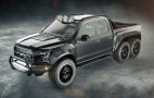 Hennessey promises 600-plus-hp F-150 Raptor 6x6 for $317k