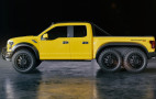 Hennessey VelociRaptor 6x6, Ford F-150 RTR, Mercedes B-Class spy shots: Car News Headlines