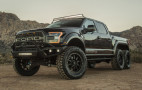 Why would anybody want a Hennessey F-150 VelociRaptor 6x6?