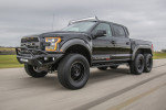 Hennessey VelociRaptor 6x6 for sale on eBay for $375,000