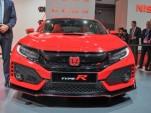 2017 Honda Civic Type R, 2017 Geneva auto show