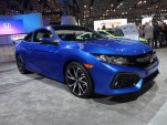 2017 Honda Civic Si Coupe, 2017 New York auto show
