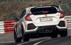 2017 Honda Civic Type R sets front-wheel-drive 'Ring record