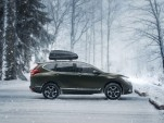 2017 Honda CR-V crossover: more standard safety features, turbo engine