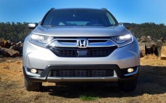 2017 Honda CR-V priced from $24,945