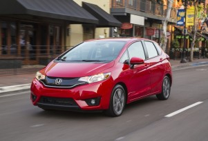 2017 Honda Fit priced, unchanged