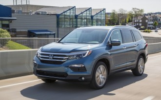 Honda Pilot: The Car Connection's Best Crossover to Buy 2017