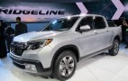 2017 Honda Ridgeline Debuts At Detroit Auto Show: Live Photos And Video