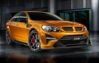 HSV reveals Corvette ZR1-powered GTSR W1 super sedan