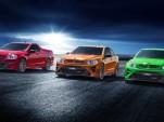 2017 HSV GTSR lineup