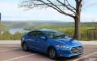 2017 Hyundai Elantra Eco gas mileage road-trip report
