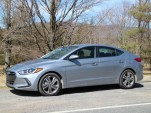 2017 Hyundai Elantra Limited gas mileage review