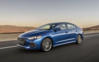 2017 Hyundai Elantra Sport priced from $22,485