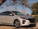 2017 Hyundai Ioniq Electric - frame from video road test