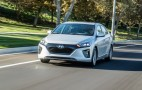 2017 Hyundai Ioniq Electric has 124-mile range, $30,335 starting price