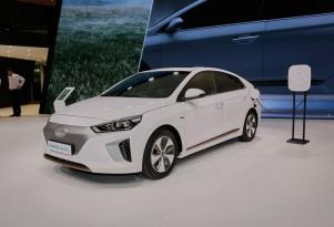 2017 Hyundai Ioniq Electric to offer 110 miles of range: company