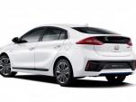 2017 Hyundai Ioniq leaked