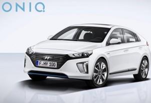 2017 Hyundai Ioniq: Dark-Horse Competitor For Prius AND Bolt EV?