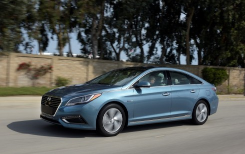 2017 Hyundai Sonata Hybrid Plug In Version