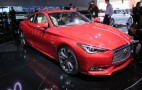 2017 Infiniti Q60 Ups The Style And Power: Live Photos And Video