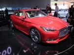 2017 Infiniti Q60, 2016 Detroit Auto Show