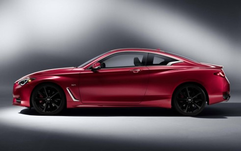2017 INFINITI Q60 vs BMW 4 Series Cadillac ATS Coupe Mercedes Benz