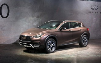 2017 Infiniti QX30 Video Preview