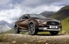 2017 Infiniti QX30 priced from $30,945
