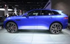 2017 Jaguar F-Pace Revealed With $41,985 Starting Price