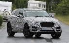 2017 Jaguar F-Pace Spy Shots