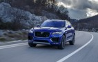 2017 Jaguar F-Pace first drive review