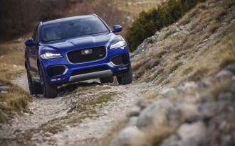 Jaguar F-Pace: Best Car to Buy 2017 Nominee