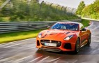Jaguar offering F-Type SVR rides around the Nürburgring