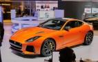 2017 Jaguar F-Type SVR revealed, priced from $126,945: Live photos