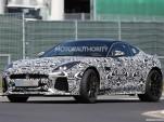 2017 Jaguar F-Type SVR spy shots - Image via S. Baldauf/SB-Medien
