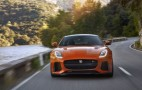 2017 Jaguar F-Type SVR preview