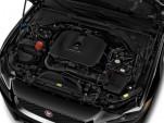 2017 Jaguar XE 25t RWD Engine