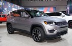 2017 Jeep Compass makes US debut at LA auto show