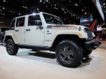 Jeep beefs up Wrangler Rubicon with new Recon special edition