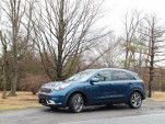 2017 Kia Niro: gas mileage review