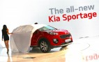 2017 Kia Sportage: 2015 Frankfurt Auto Show Live Photos & Video