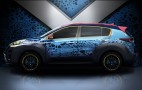 Kia Gears Up For 'X-Men: Apocalypse' With Special Sportage: Video