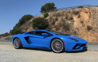 2017 Lamborghini Aventador S first drive review: the wrong car for a traffic jam