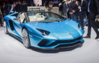 Lamborghini Aventador S Roadster: Lambo's newest big-buck, bald bull