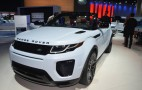2017 Land Rover Range Rover Evoque Convertible Preview: Video