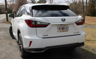 Lexus drops hybrid prices across board